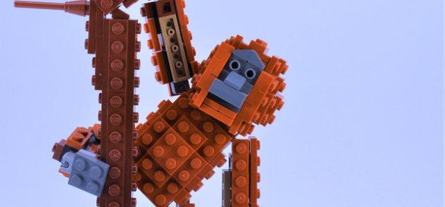 LEGO Orang-outan
