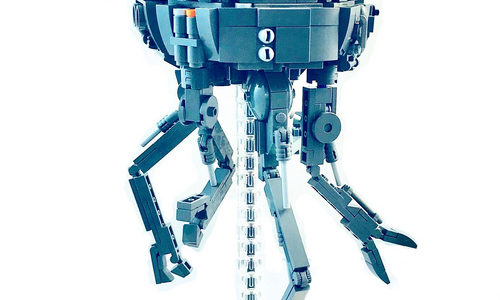 Star Wars Imperial Probe Droid (Probot)
