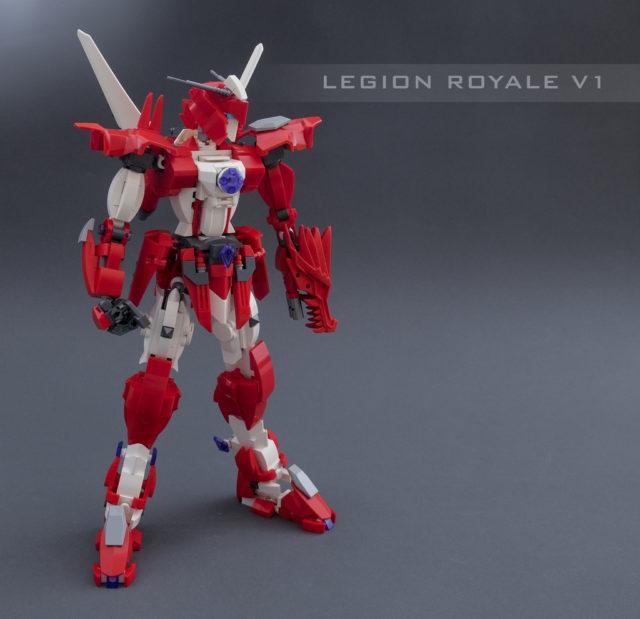 Mecha Legion Royale