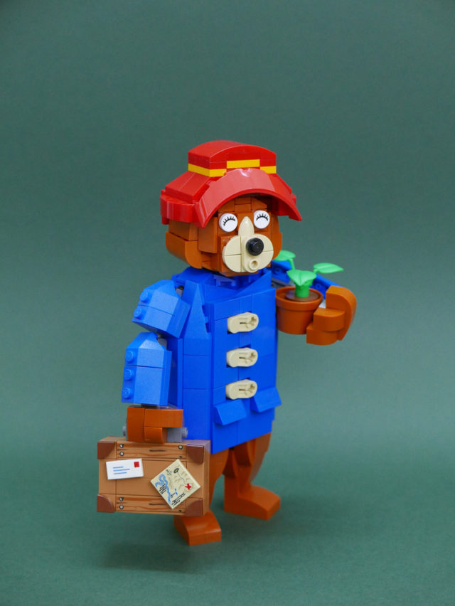 Ours Paddington Bear