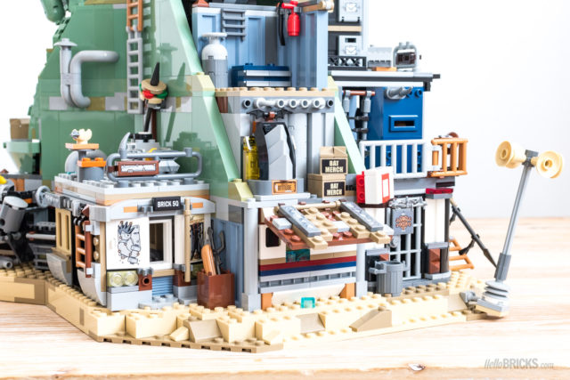REVIEW LEGO 70840 Apocalypseburg