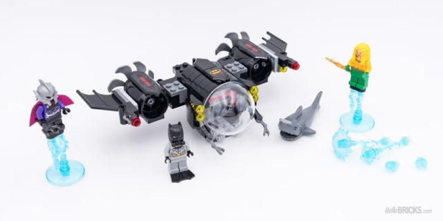REVIEW LEGO 76116 Batman Batsub