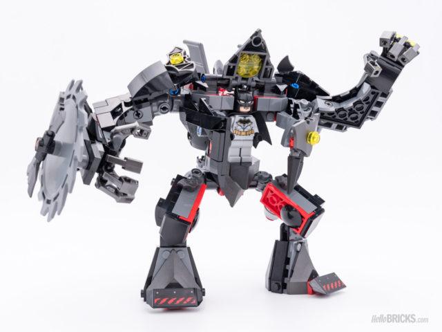 REVIEW LEGO 76117 Batman Mech vs Poison Ivy Mech