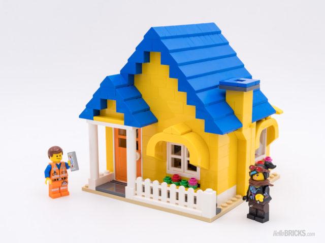 REVIEW LEGO Movie 70831 Emmet's Dream House