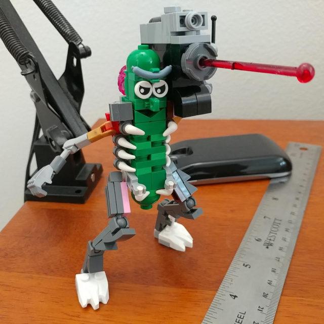 Rick & Morty Rick-ornichon