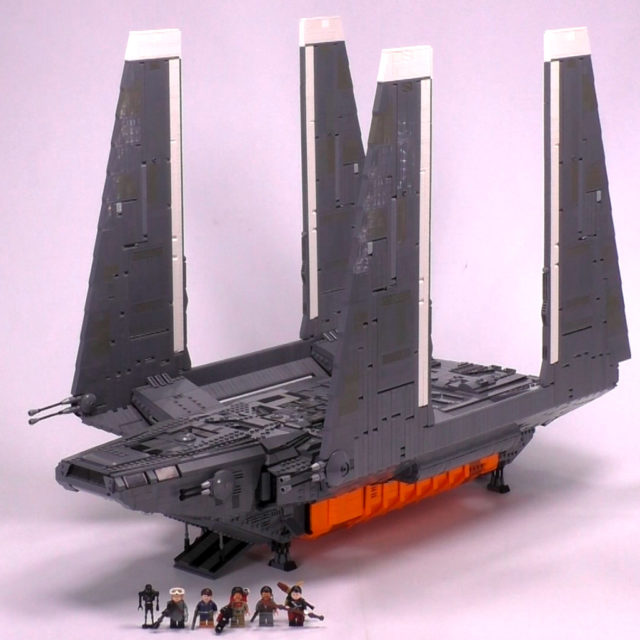 Star Wars Rogue One Zeta-Class Cargo Shuttle