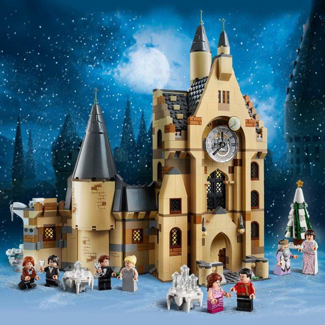 Nouveautés LEGO Harry Potter 2019