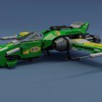 Hype Fazon's Green Ace