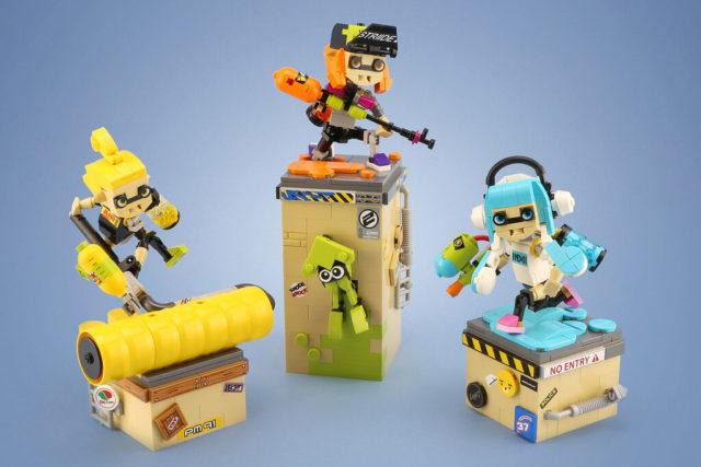 LEGO Splatoon