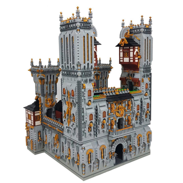LEGO giant Castle
