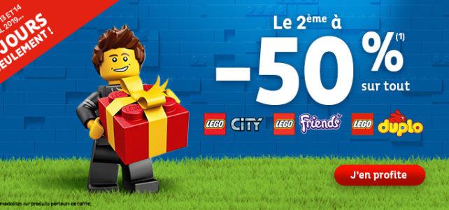Promo LEGO Toys R Us