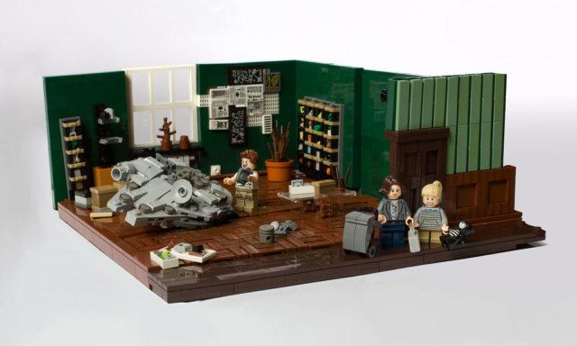 LEGO Millennium Falcon UCS