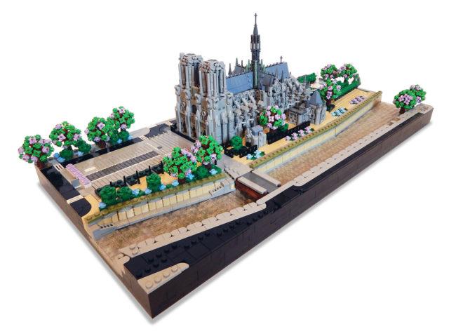 LEGO Notre-Dame de Paris