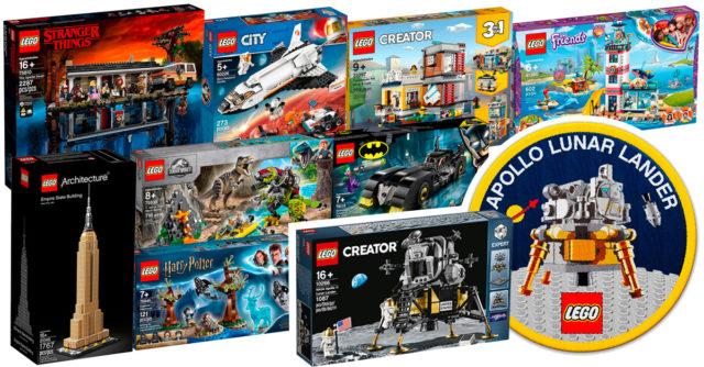 nouveautés LEGO juin 2019