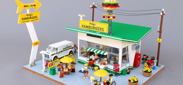 Andy's Hamburger Stand