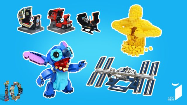LEGO Ideas fan vote