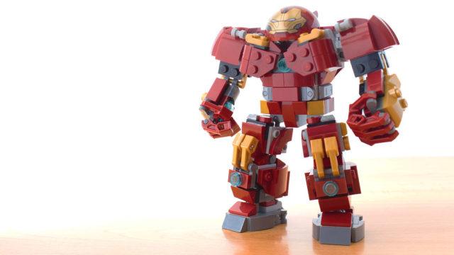 LEGO Hulkbuster instructions