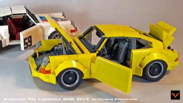 LEGO Porsche 911 Carrera RSR 1973