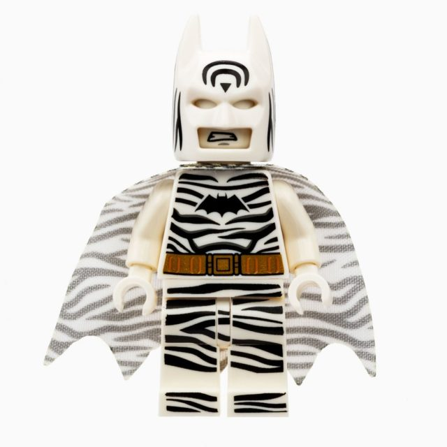 LEGO SDCC 2019 Zebra Batman
