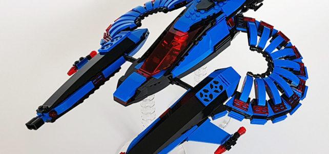 LEGO Space Police Interceptor