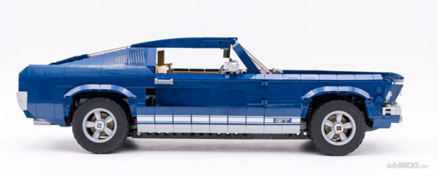 REVIEW LEGO 10265 Ford Mustang GT 1967