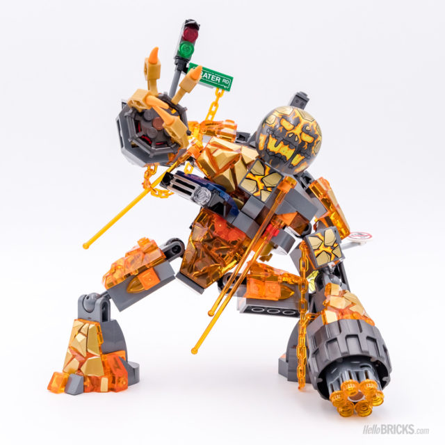 REVIEW LEGO 76128 Spider-Man
