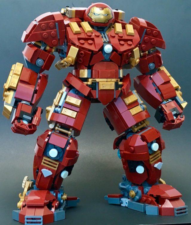 Hulkbuster UCS LEGO 76105 76031