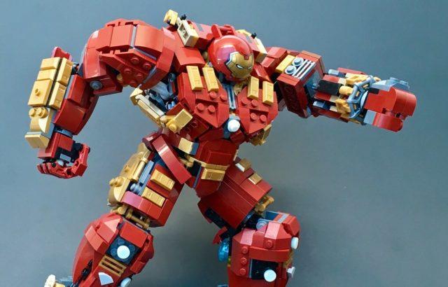 Hulkbuster UCS LEGO punch