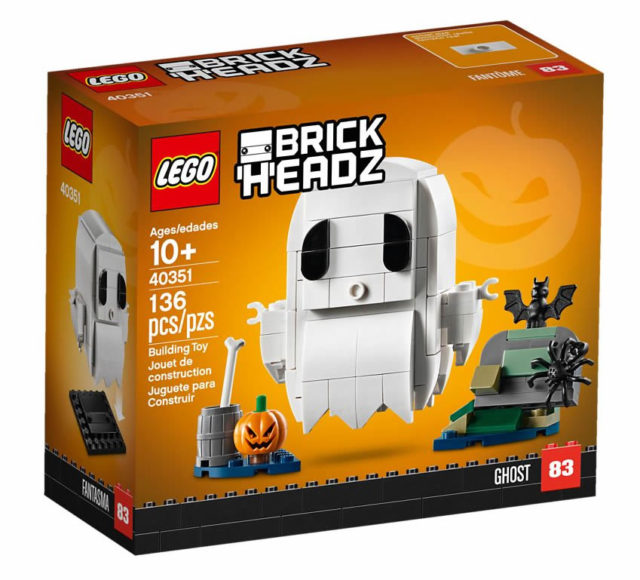 LEGO 40351 BrickHeadz Ghost Halloween