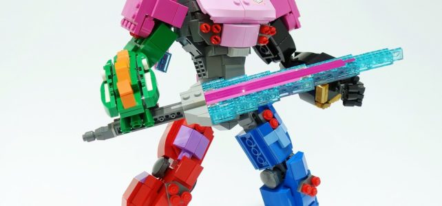 LEGO Fortnite Mecha Team Leader