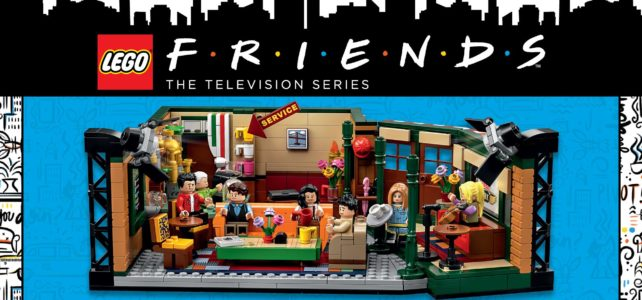 LEGO Ideas 21319 Central Perk dédicace