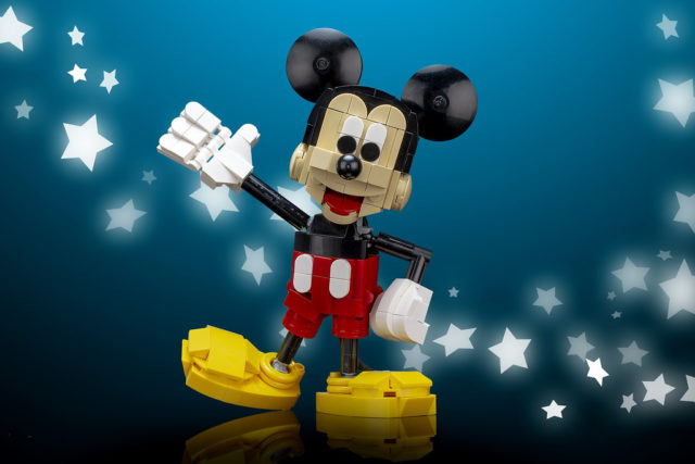 LEGO Mickey Mouse