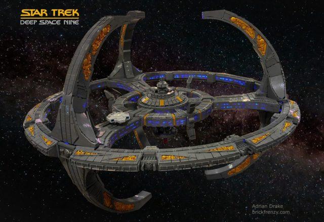 LEGO Star Trek Deep Space Nine