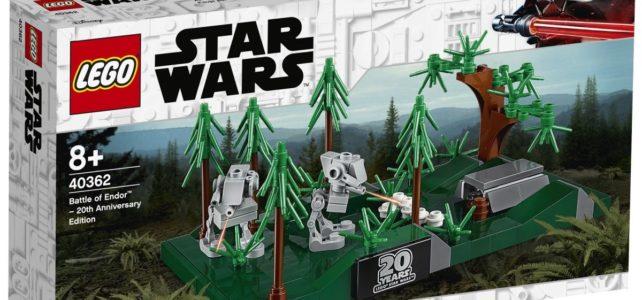 LEGO Star Wars 40362 Battle of Endor