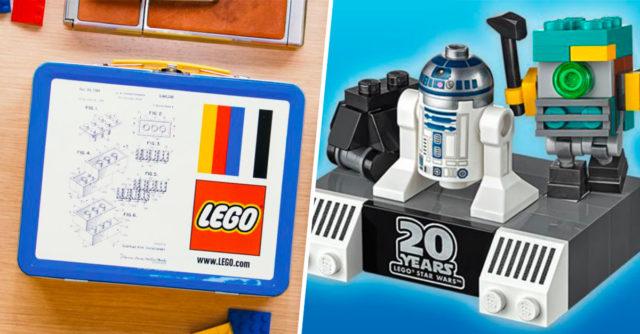 Cadeaux LEGO 75522 Lunch box