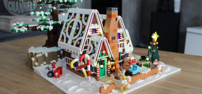 Double Gingerbread House LEGO 10267