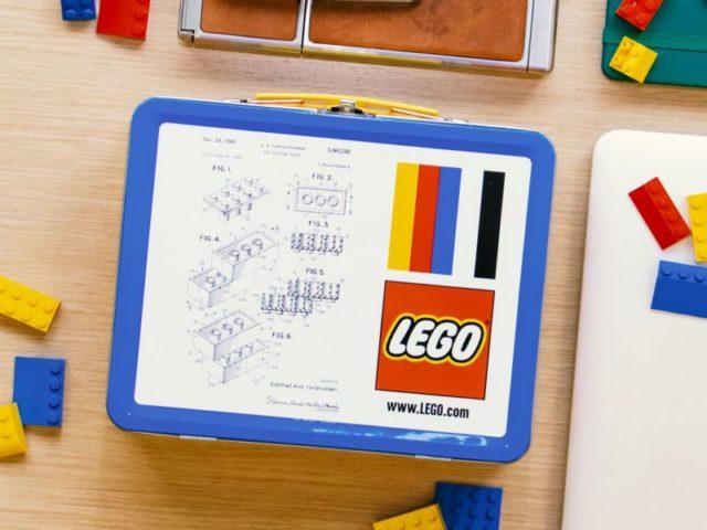 LEGO 5006017 Lunch Box