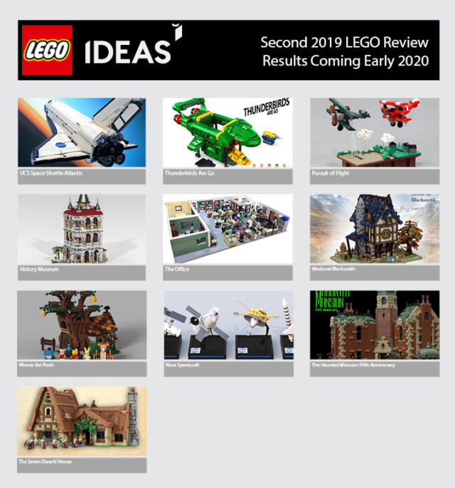 LEGO Ideas 2019
