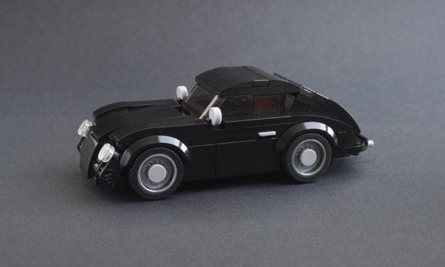 LEGO Porsche 356