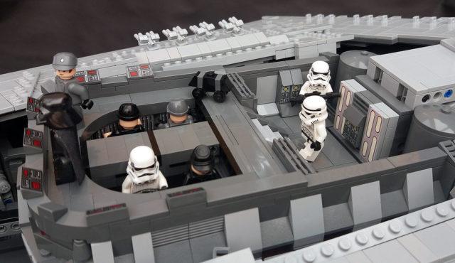 LEGO Star Wars Star Destroyer Aggressor