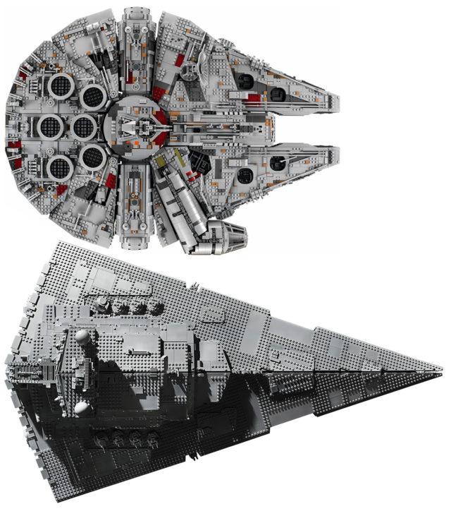 LEGO Star Wars UCS