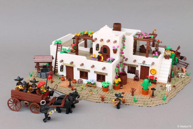 LEGO Viva Mexico