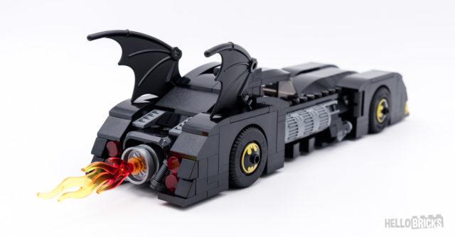 REVIEW LEGO 76119 Batmobile