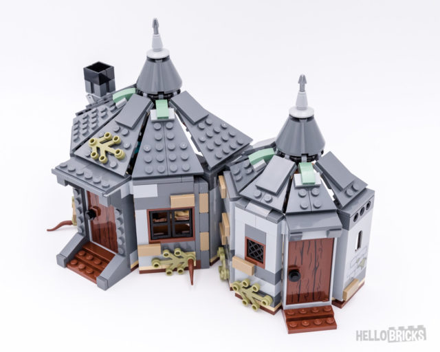 REVIEW LEGO Harry Potter 75947 Hagrid's Hut