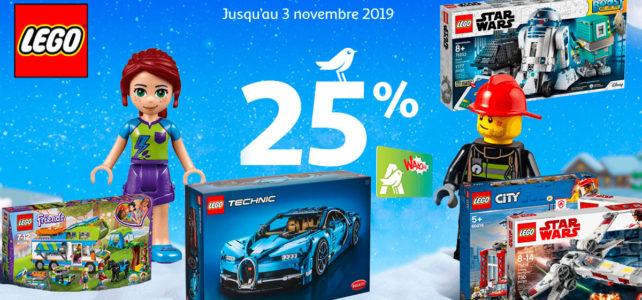 Promo Auchan LEGO