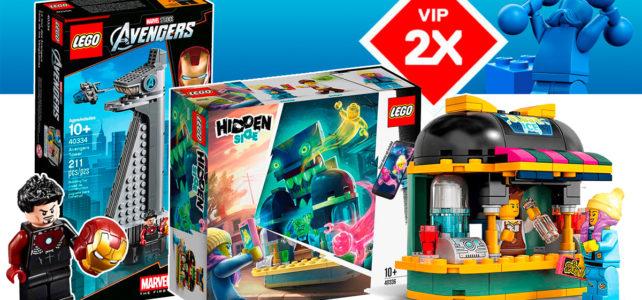 Promo LEGO super combo