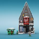 Challenge LEGO Ideas Harry Potter Pré-au-Lard