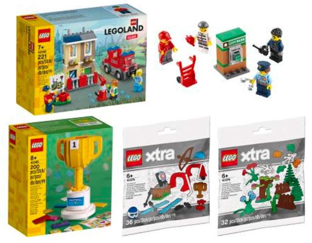 LEGO 2020 LEGOLAND XTRA