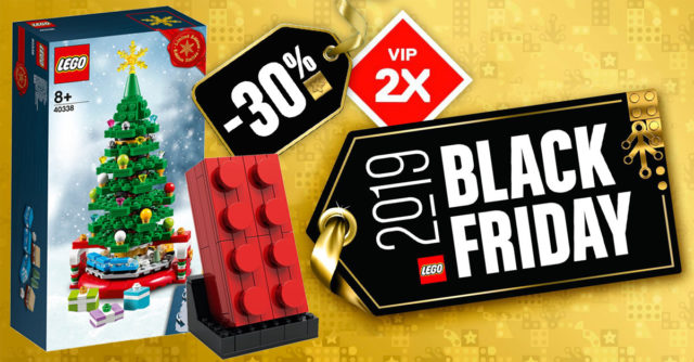 LEGO Black Friday VIP 2019
