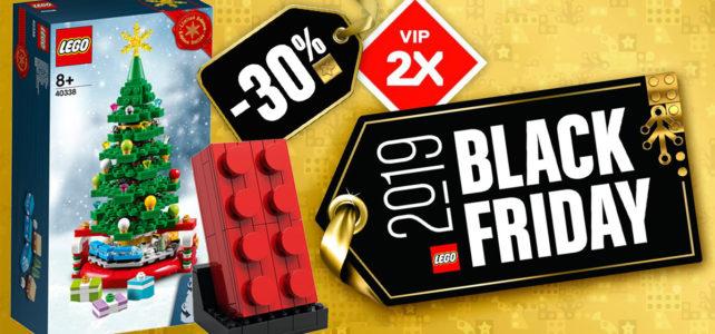 LEGO Black Friday VIP 2019